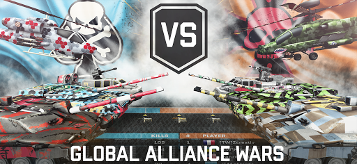Massive Warfare: Helicopter vs Tank Battles 1.54.205 screenshots 16