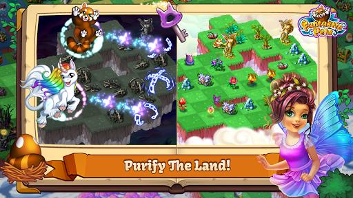 Fantastic Pets : Wonder Merge Magic Game u2728 1.0.7 screenshots 8