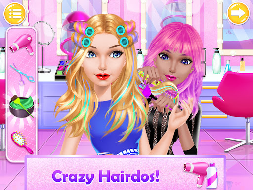 Makeover Games: Makeup Salon Games for Girls Kids 1.4 screenshots 10