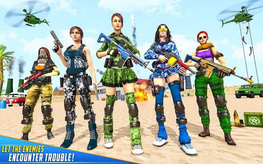 Real Commando Shooting Strike - Fps Shooting Games screenshots 12
