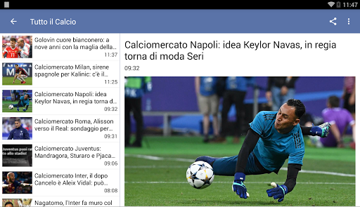 Italian Soccer 2020/2021 2.57.1 Screenshots 15