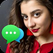 Free Random Chat & Meet new People - Messenger Pro