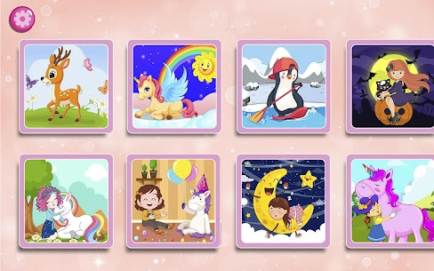 Kids Puzzles Game for Girls  Boys Apk Download 2021 3