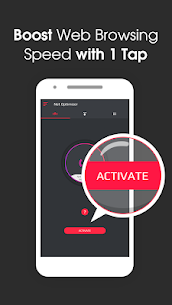 Net Optimizer | Optimize Your Internet Speed Mod Apk (PRO Unlocked) 3
