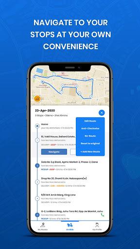 Zeo Route Planner - Fast Multi Stop Optimization 6.8 Screenshots 1