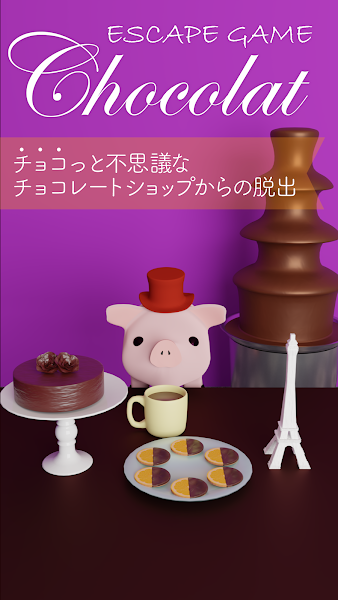 Escape game Chocolat