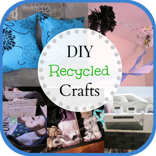 DIY Recycled Crafts For PC Windows (7, 8, 10 and 10x) & Mac Computer