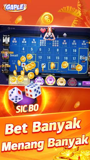 POP Gaple - Domino gaple Ceme BandarQQ Solt oline 1.14.0 screenshots 10