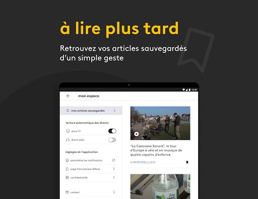 franceinfo : actualitu00e9s et info en direct 7.3.0 Screenshots 8