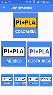 Pipla World - Number Coding Scheme, Pico y Placa