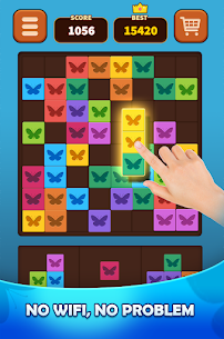Triple Butterfly – A brand-new block matching game 4