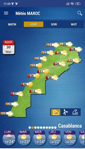 Morocco Weather  Screenshots 1