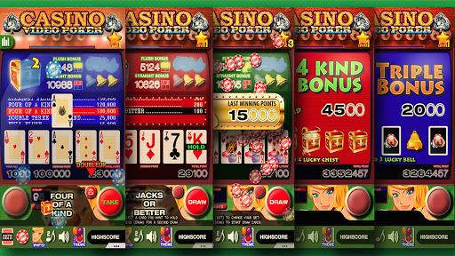 Casino Video Poker  screenshots 8
