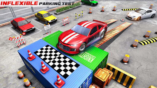 Modern Car Drive Parking 3d Game - Car Games 3.82 screenshots 13