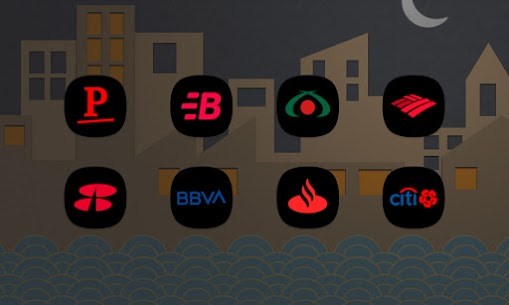 OneUI 3 Black – Icon Pack APK (PAID) Download 10