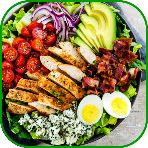 Baixar Salad recipes. Organic salads
