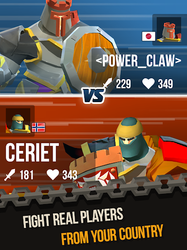 Duels: Epic Fighting PVP Games 1.4.4 screenshots 9
