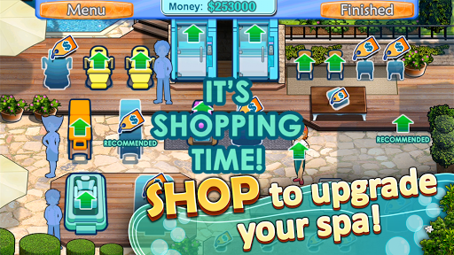 Sally's Spa: Fast-Paced Fun 5.1.1700 screenshots 8
