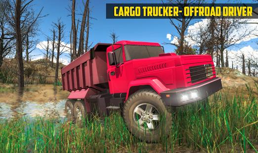 Offroad Driver Cargo Trucker screenshots 7