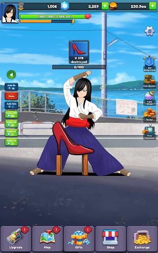 Tap Break Them All : Clicker Hero screenshots 15