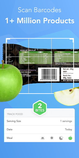 Foto do iTrackBites - Easy Weight Loss Diet and Tracker