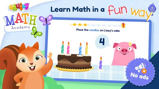 Edujoy Math Academy - Learn Maths  screenshots 1