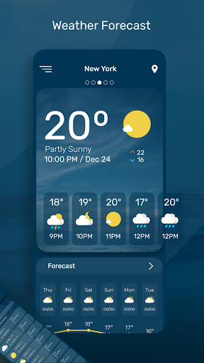 Weather Forecast - Accurate and Radar Maps  Screenshots 2