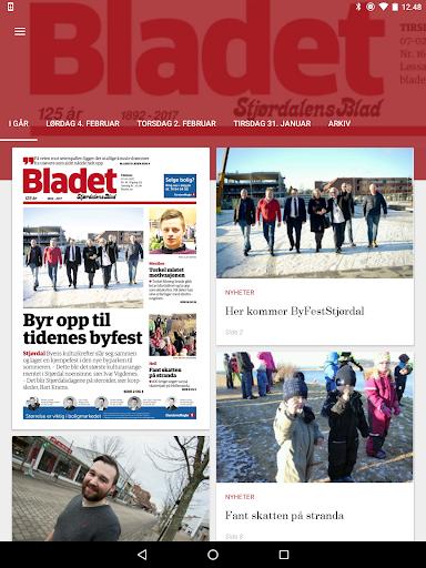 Bladet eAvis 6.3.0 screenshots 6