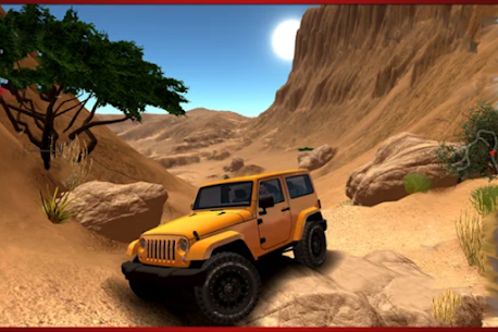 Offroad Jeep Game [MOD Version] 1