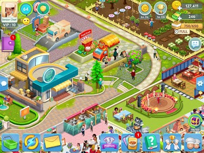 Tasty Cooking Cafe & Restaurant Game: Star Chef 2 16