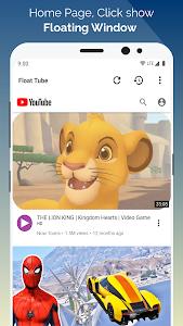 Float Tube-Few Ads, Floating Player, Tube Floating 1.5.34