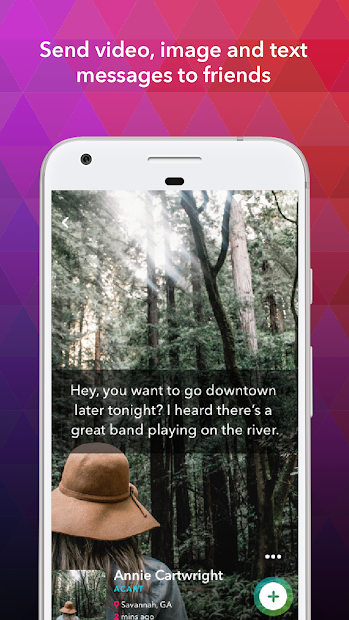 ooVoo Video Calls, Messaging & Stories screenshot 3
