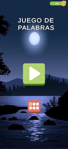 Spanish Word Game (Puzzles) screenshot 1