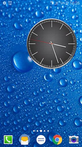Battery Saving Analog Clocks Live Wallpaper 6.5.1 Screenshots 2