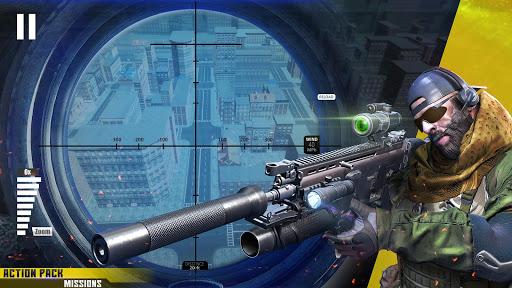 New Sniper Shooter: Free offline 3D shooting games 1.83 screenshots 1