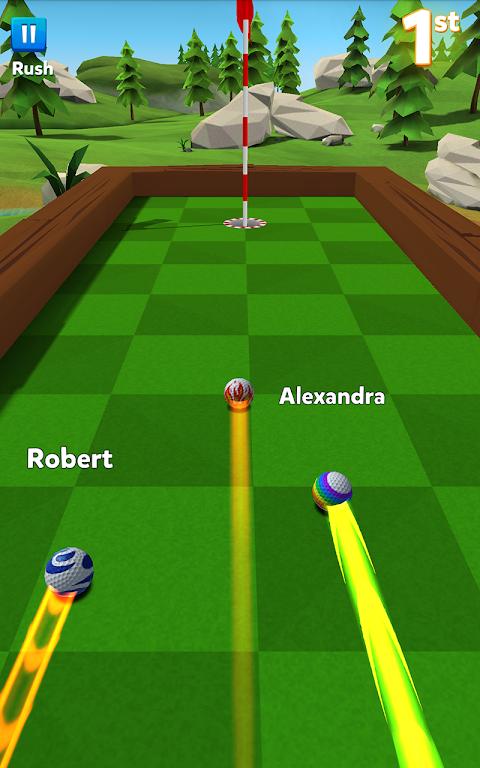 Golf Battle poster 5