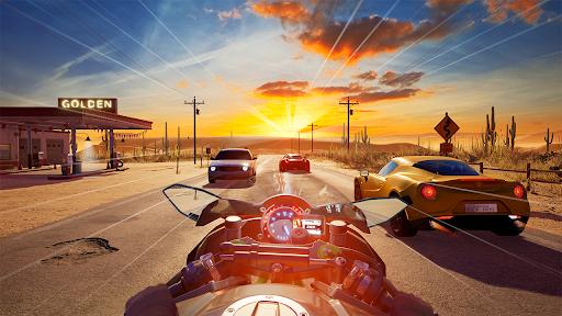 Speed Motor Dash:Real  Simulator  screenshots 4