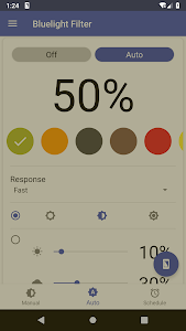 Bluelight Filter for Eye Care - Auto screen filter 3.7.9 (Unlocked) (Mod Extra) (Arm64-v8a)