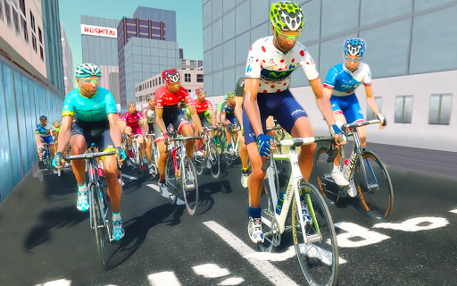 BMX Cycle Freestyle Race 3d  screenshots 10