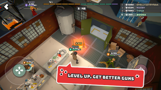 Gang Up: Street Wars  screenshots 1