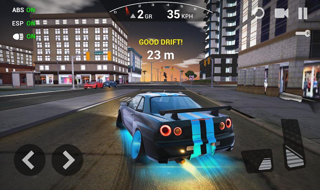 Ultimate Car Driving Simulator poster 1