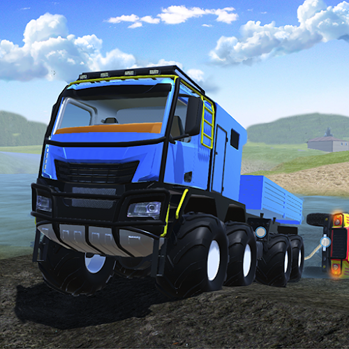 Offroad Simulator Online: 8x8 & 4x4 off road rally 4.01