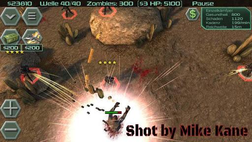 Zombie Defense apkdebit screenshots 5