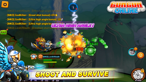 Gungun Online: Shooting game 3.9.2 screenshots 7