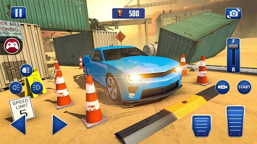 Car Driving School Simulator 2021: New Car Games screenshots 11