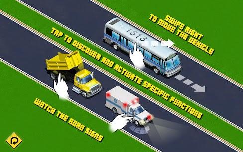 Kids Vehicles  City Trucks  Buses  puzzle toddler Apk Download 4
