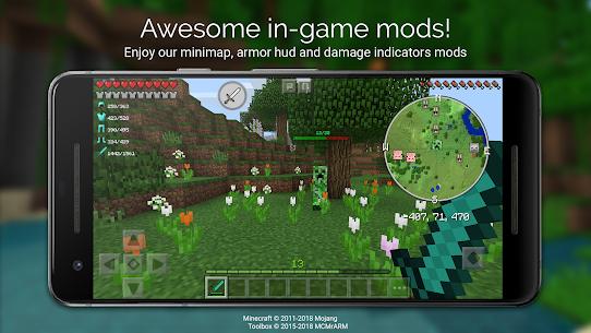 Toolbox for Minecraft: PE 5.4.15 MOD APK [UNLOCKED] 1