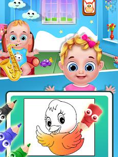妊娠中のママ&ツインベビーシッターゲームのおすすめ画像5