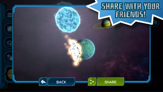 Pocket Galaxy – 3D Gravity Sandbox Space Game Free Apk Download NEW 2021 5