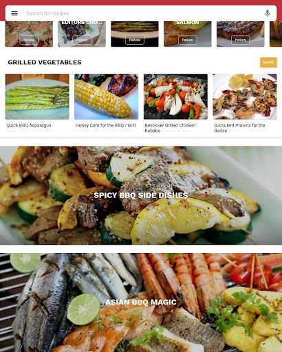 Foto do Barbecue Recipes free - Grilling & BBQ